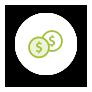 ikona finanse iksięgowość
